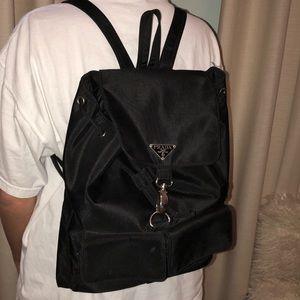 Faux Prada Backpack